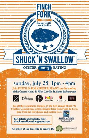 Shuck 'N Swallow